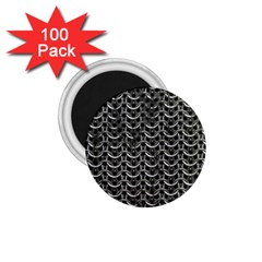Sparkling Metal Chains 01b 1 75  Magnets (100 Pack)