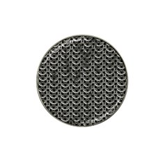 Sparkling Metal Chains 01b Hat Clip Ball Marker (10 Pack)