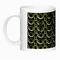 Sparkling Metal Chains 01b Night Luminous Mugs