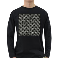 Sparkling Metal Chains 01b Long Sleeve Dark T Shirts