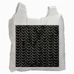 Sparkling Metal Chains 01b Recycle Bag (one Side)