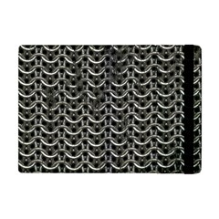 Sparkling Metal Chains 01b Apple Ipad Mini Flip Case
