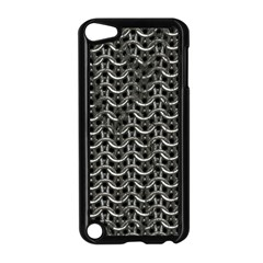 Sparkling Metal Chains 01b Apple Ipod Touch 5 Case (black)