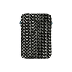 Sparkling Metal Chains 01b Apple Ipad Mini Protective Soft Cases