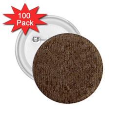 Sparkling Metal Chains 02a 2 25  Buttons (100 Pack)