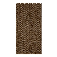 Sparkling Metal Chains 02a Shower Curtain 36  X 72  (stall)