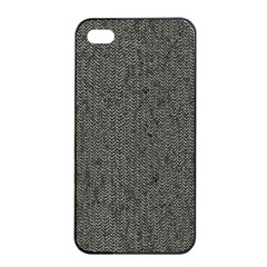 Sparkling Metal Chains 02b Apple Iphone 4/4s Seamless Case (black)