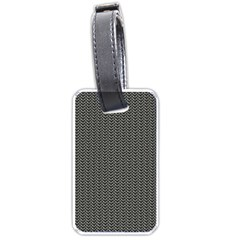 Sparkling Metal Chains 03a Luggage Tags (two Sides)