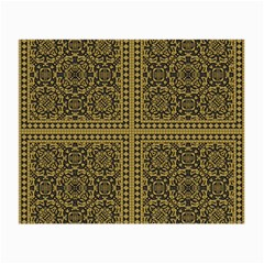 Seamless Pattern Design Texture Small Glasses Cloth (2 Side)