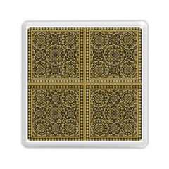 Seamless Pattern Design Texture Memory Card Reader (square)