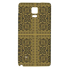 Seamless Pattern Design Texture Galaxy Note 4 Back Case