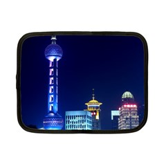 Shanghai Oriental Pearl Tv Tower Netbook Case (small)