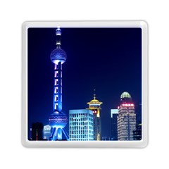 Shanghai Oriental Pearl Tv Tower Memory Card Reader (square)