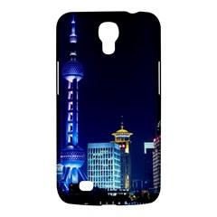 Shanghai Oriental Pearl Tv Tower Samsung Galaxy Mega 6 3  I9200 Hardshell Case