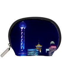 Shanghai Oriental Pearl Tv Tower Accessory Pouches (small)