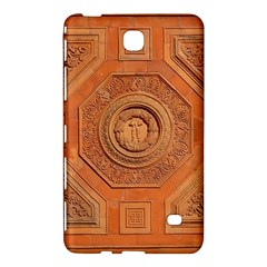 Symbolism Paneling Oriental Ornament Pattern Samsung Galaxy Tab 4 (8 ) Hardshell Case