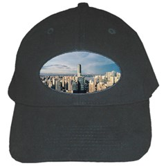 Shanghai The Window Sunny Days City Black Cap
