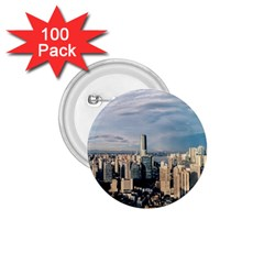 Shanghai The Window Sunny Days City 1 75  Buttons (100 Pack)