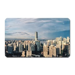 Shanghai The Window Sunny Days City Magnet (rectangular)