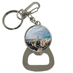 Shanghai The Window Sunny Days City Button Necklaces
