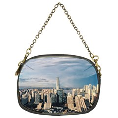 Shanghai The Window Sunny Days City Chain Purses (two Sides)
