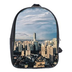 Shanghai The Window Sunny Days City School Bag (large)