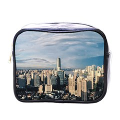 Shanghai The Window Sunny Days City Mini Toiletries Bags