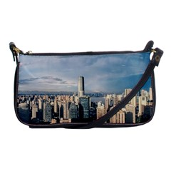 Shanghai The Window Sunny Days City Shoulder Clutch Bags