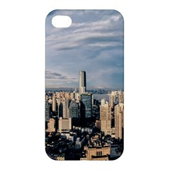 Shanghai The Window Sunny Days City Apple Iphone 4/4s Hardshell Case