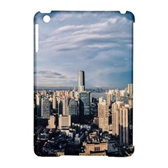 Shanghai The Window Sunny Days City Apple Ipad Mini Hardshell Case (compatible With Smart Cover)