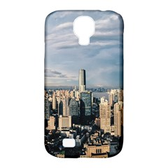 Shanghai The Window Sunny Days City Samsung Galaxy S4 Classic Hardshell Case (pc+silicone)