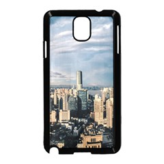 Shanghai The Window Sunny Days City Samsung Galaxy Note 3 Neo Hardshell Case (black)