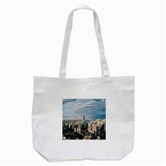 Shanghai The Window Sunny Days City Tote Bag (white)