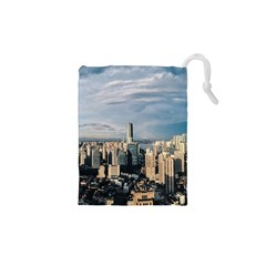Shanghai The Window Sunny Days City Drawstring Pouches (xs)