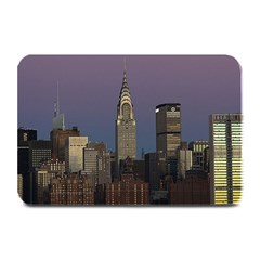 Skyline City Manhattan New York Plate Mats