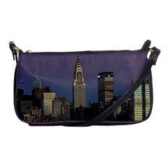 Skyline City Manhattan New York Shoulder Clutch Bags
