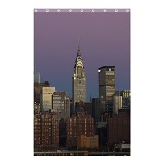 Skyline City Manhattan New York Shower Curtain 48  X 72  (small)