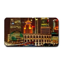 Shanghai Skyline Architecture Medium Bar Mats