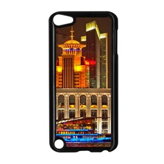 Shanghai Skyline Architecture Apple Ipod Touch 5 Case (black)