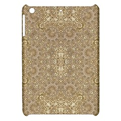 Ornate Golden Baroque Design Apple Ipad Mini Hardshell Case