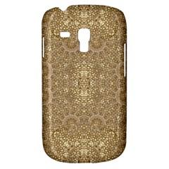 Ornate Golden Baroque Design Galaxy S3 Mini