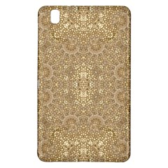 Ornate Golden Baroque Design Samsung Galaxy Tab Pro 8 4 Hardshell Case