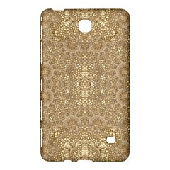 Ornate Golden Baroque Design Samsung Galaxy Tab 4 (7 ) Hardshell Case