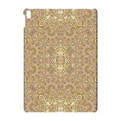 Ornate Golden Baroque Design Apple Ipad Pro 10 5   Hardshell Case