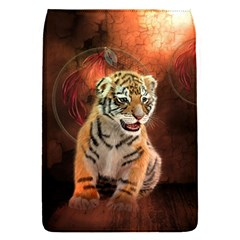 Cute Little Tiger Baby Flap Covers (s)