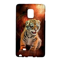 Cute Little Tiger Baby Galaxy Note Edge