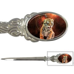 Cute Little Tiger Baby Letter Openers