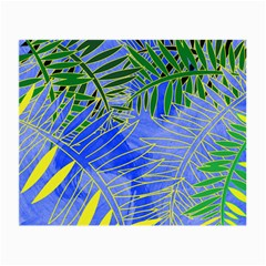 Tropical Palms Small Glasses Cloth (2 Side)