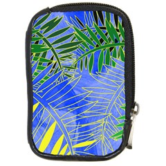 Tropical Palms Compact Camera Cases