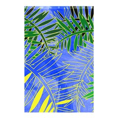 Tropical Palms Shower Curtain 48  X 72  (small)